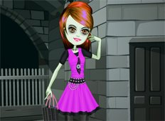 Frankie Stein Draculaura Game - Girls Games