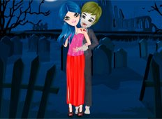 Vampire Lover Game - Girls Games
