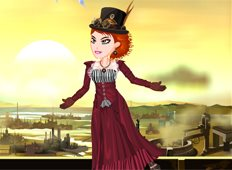 SteamPunk Game - Dress-up Games