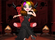 Emo Evil Game - Dress-up Games