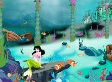Mermaid Kingdom Game - Girls Games
